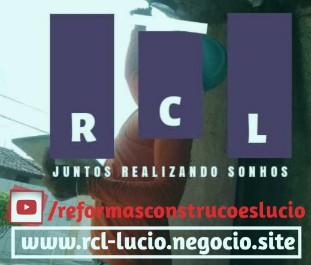 Reformas construções Lucio