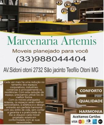 marcenaria Ártemis