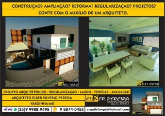 Arquiteto Varginha Elber Silvério Pereira