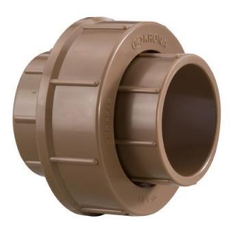 União Soldável Água Fria 50 mm Krona