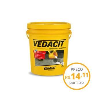 Aditivo impermeabilizante Vedacit (1 litro)