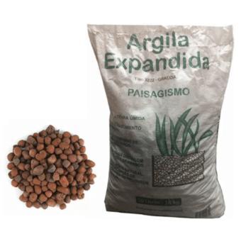 Argila expandida tipo 3222 (saco 50 litros)