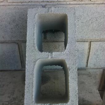 Bloco Estrutural 19x19x39cm Vazado - 4,5mpa NBR 6136