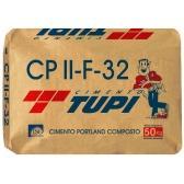 Cimento CPII-F32 - 50Kg - Tupi
