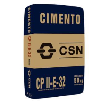 Cimento CSN CP II-E-32 (saco 50kg)