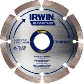 Disco De Corte Diamantado Segmentado - Irwin
