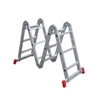 Escada Articulada Alumínio 13x1