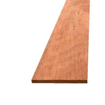 Sarrafo de madeira Cedrinho bruto, 5cm (3 metros)