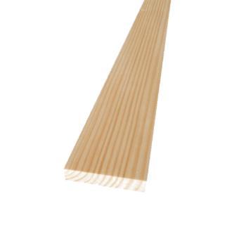 Sarrafo de madeira Pinus bruto, 5cm (3 metros)