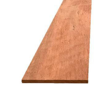 Tábua de madeira Cedrinho bruto, 15cm (3 metros)