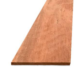 Tábua de madeira Cedrinho bruto, 20cm (3 metros)