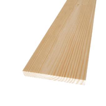 Tábua de madeira Pinus bruto, 10cm (3 metros)