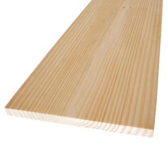Tábua de madeira Pinus bruto, 15cm (3 metros)