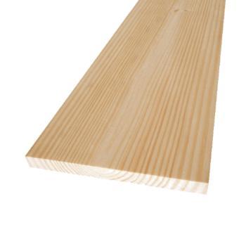 Tábua de madeira Pinus bruto, 20cm (3 metros)