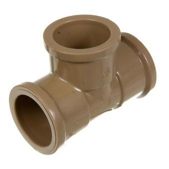Tê Soldável Água 50mm