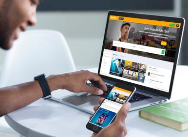 Divulgue seu negócio no Guiaobra.com.br