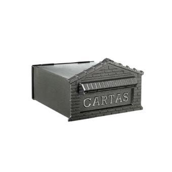 Caixa De Correio Grade Curta Galvanizada - Fercar